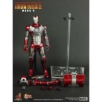 Homem De Ferro 2 Mark V Hot Toys De Colecao Escala 1:6