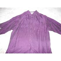 Camisa Para Dama De Seda