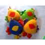 Muñecos De Trapo Para Bebes - Pollitos Y Pajaritos