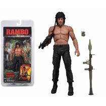 Stallone John J Rambo First Blood Part Ii (2013) Neca
