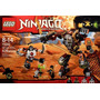 Lego Ninja Go Salvage Mec 70592