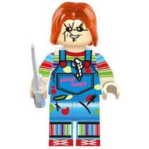 Genial Figura El Muñeco Diabolico Chucky Compatible Con Lego