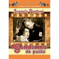 Dvd Cine Mexicano Joaquin Pardave Gendarme De Punto Tampico