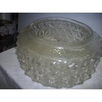 Antigo Baleiro De Vidro Pra Mesa [ Varias Utilidades