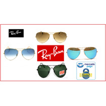 Ray-ban Aviador Original - Vários Modelos - Oferta Limitada
