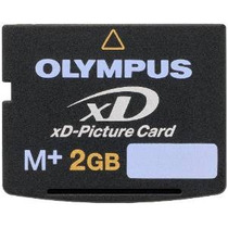 Olympus Xd-picture Card M + 2 Gb