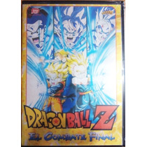 Dragon Ball Z , El Combate Final , Serie Tv Discos En Dvd