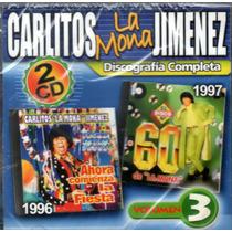 La Mona Jimenez - Discografia Vol 3 - 2 Cd - Los Chiquibum