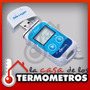 Registrador Datalogger De Temperatura Usb Con Display