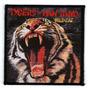 Patch Tecido - Tygers Of Pan Tang - Wild Cat P3 Importado