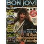 Bon Jovi Magazine * Muchos Numeros * Completa Tu Coleccion