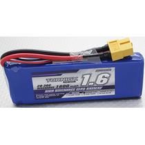 Bateria Pila Lipo 1600mah 7.4v 2s 20c Turnigy