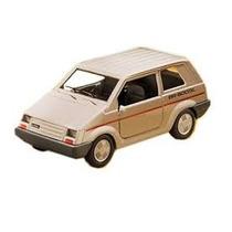 Miniatura Gurgel Br 800 Sl 1989 Jornal Extra 1/30 ( Aprox )