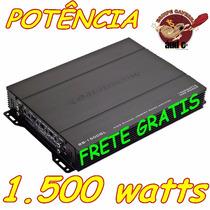 Módulo Amplificador B.buster -1500 Watts - Frete Gratis
