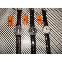 Relógio Extra Fino(3mm)clássico Alemão Loewenstein Novo Box