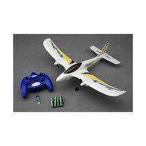 Avion Duet Electrico Listo Para Volar Radio Control Hbz5300
