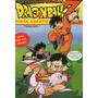 Dragon Ball Z El Comic Oficial Para Pintar. Sin Usar