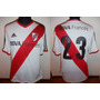 Camiseta Titular De River 2013 Adidas #23 Talle M !!