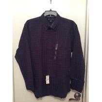 Camisas Tommy Hilfiger Hombre Talla L Nuevo 100% Original