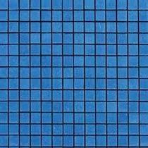 Mosaico Veneciano Azul Cancun 2x2 Para Alberca Baño