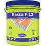 Massa F12 Para Madeira Galão 6,5kg Viapol Mogno