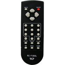 Controle Remoto Receptor P/ Parabólica Quasar Qa9800 / 9700