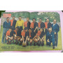 Antigua Lámina Central Mundo Depotibo Newells Old Boys 1956