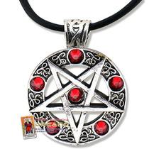 Estrella Invertida Satanica De 5 Picos - Consagrada