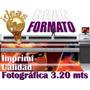 Impresión Lona O Vinilo 1x1 Mts Ploteos Gigantografías Ideas