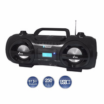 Grabadora Yes Nueva Bluetooth Usb Cd Mp3 Aux 250 Watts 2.1ch