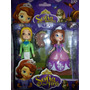 Figuras Muñecas Princesa Sofia James Disney 10 Cm Modatoys