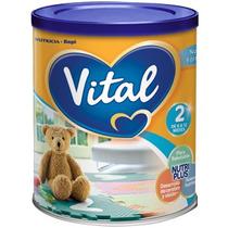 Leche Infantil Vital 2 800 Gr (6 Latas) Punto Bebé