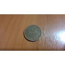 Moeda Chile 100 Pesos 1996