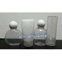 100 Envases Plasticos Gel Shampoo Crema Recuerdos