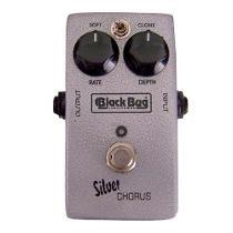 Pedal Silver Chorus Tsc Black Bug