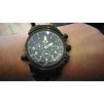 Oakley 12 Gauge Relógio Suíço Time Tank Minute Machine Romeo