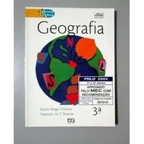 Geografia - Pensar E Viver - 3a Série - Chianca - Teixeira