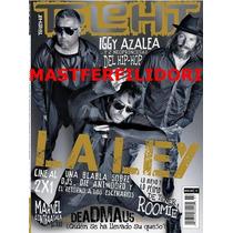 La Ley Beto Cuevas Revista Telehit De Julio 2014