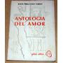 Julia Prilutzky Farny Antologia Del Amor Plus Ultra