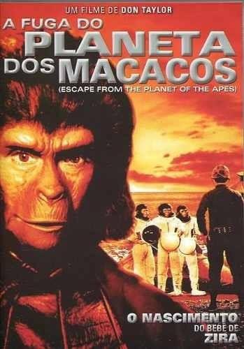Resultado de imagem para a fuga do planeta dos macacos