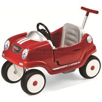 Carro Para Pasear Niños Radio Flyer Rojo