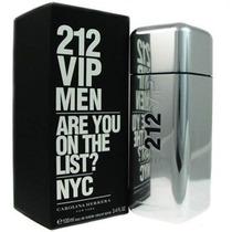 Perfume 212 Vip Men 100 Ml Original