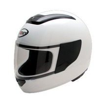 Casco Suomy Booster Marca Italiana Color Blanco