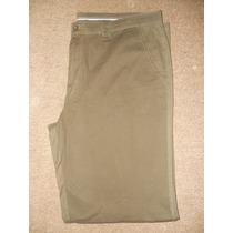 Pantalon Casual/ Vestir Caballero Talla Grande 46