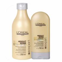 Loreal Shampoo Absolut Repair Cellular 250 + Cond 150 Ml