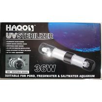 Esterilizador Uv 36 W Hasta 1400 Lts Cristaliza El Agua Dhl