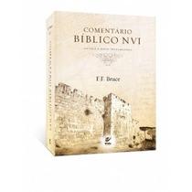 Comentário Bíblico Nvi - Antigo E Novo Testamentos