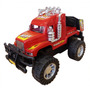 Camion Monster A Friccion Juguetes Niños 22cm