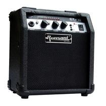 Amplificador Cubo Para Guitarra Com Afinador Ronsani Gt-10