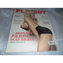 Revista Playboy Monica Farro